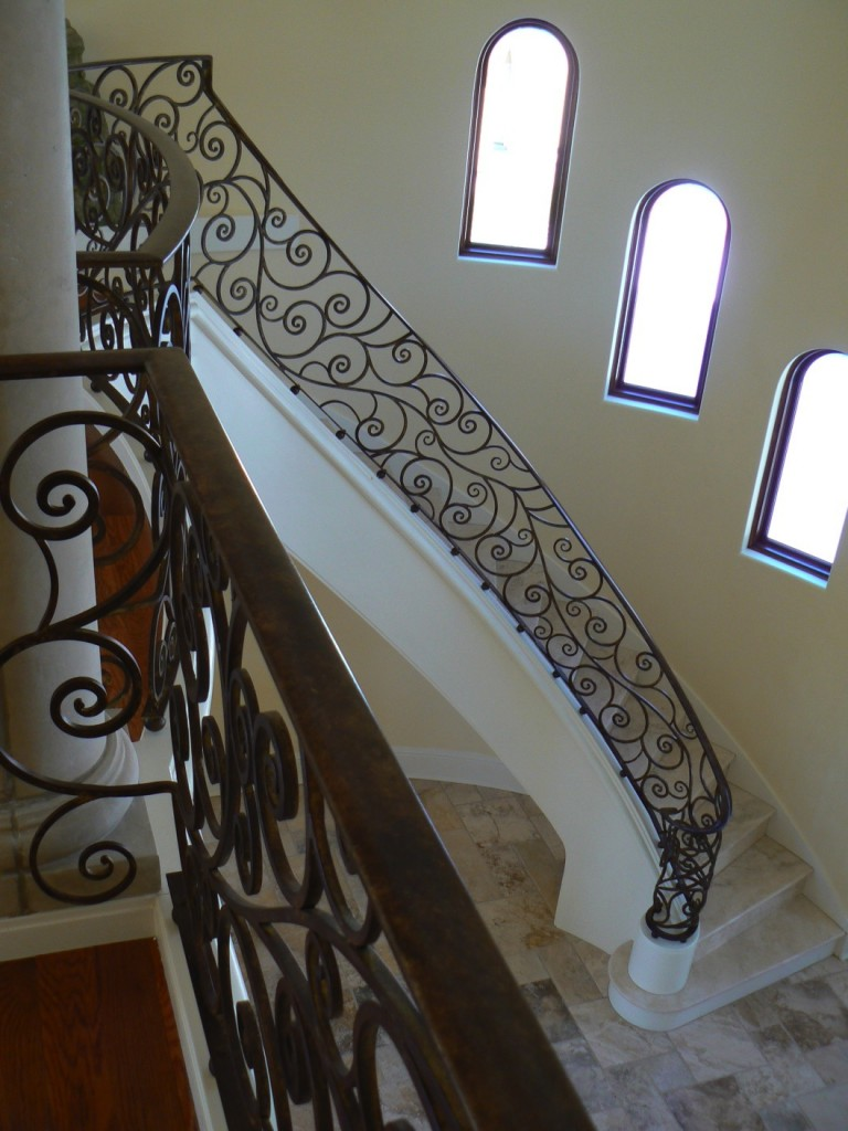 stairway overview