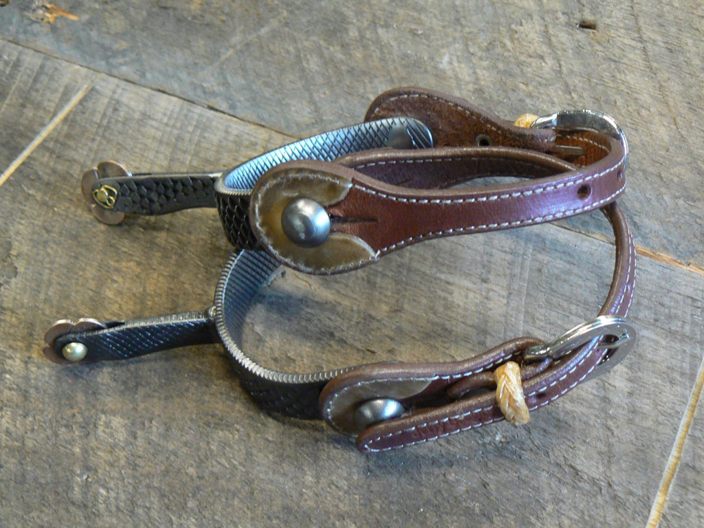 I made these for my daughter from old farriers rasps.