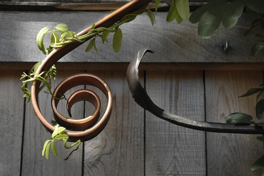 Garden Trellis Detail