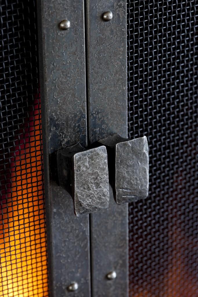 Firescreen detail 2